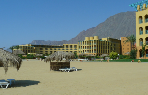 фотографии Bay View Resort Taba Heights (ex. Taba Heights Marriott Beach Resort) изображение №8