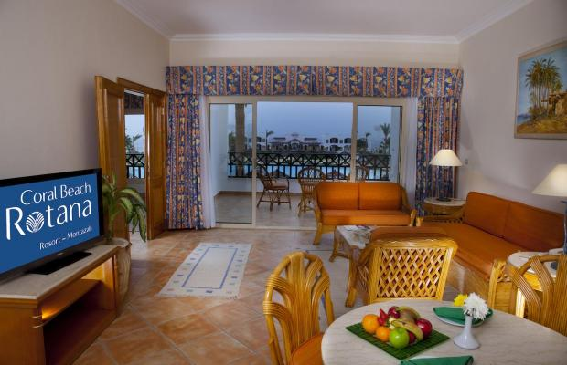 фотографии Coral Beach Resort Montazah (ex. Coral Beach Montazah Rotana Resort) изображение №28