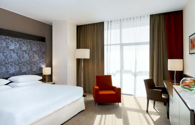 фотографии отеля Sheraton Milan Malpensa Airport Hotel & Conference Center изображение №11