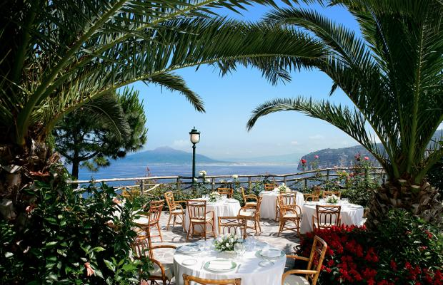 фотографии Grand Hotel Ambasciatori Sorrento изображение №8