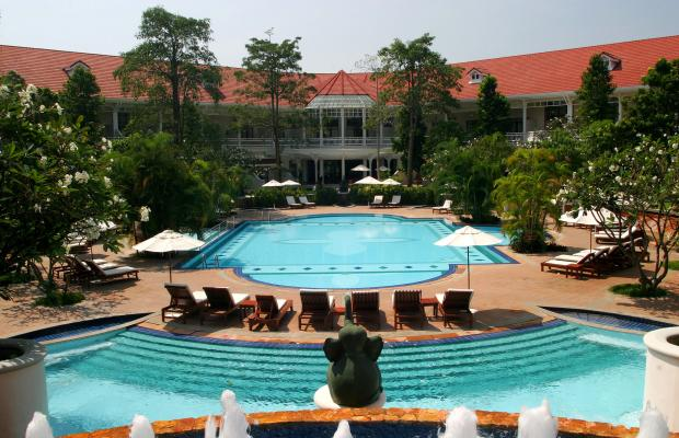 фотографии отеля Centara Grand Beach Resort & Villas Hua Hin (ex. Sofitel Centara Grand Resort & Villas) изображение №3