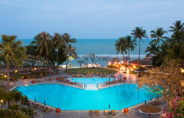 фотографии Regent Cha Am Beach Resort (ex. Holiday Inn Resort Regent Beach) изображение №4
