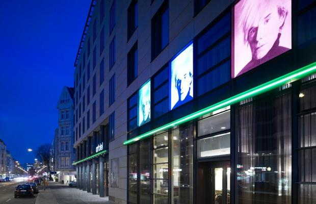 фотографии Art'otel Berlin Kudamm (ex. Art'otel Berlin City Center West) изображение №16
