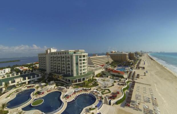 фото отеля Sandos Cancun Luxury Experience (ex. Le Meridien Cancun Resort & Spa) изображение №1