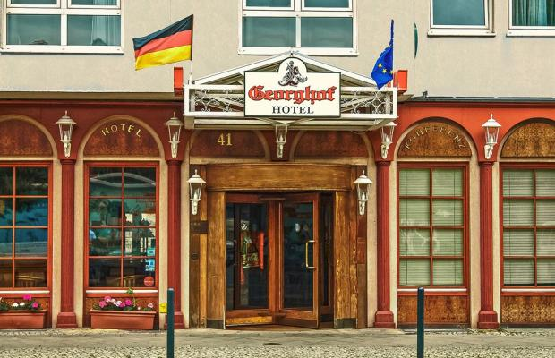 фотографии Georghof Hotel Berlin (ex. Tulip Inn Berlin Georghof) изображение №20