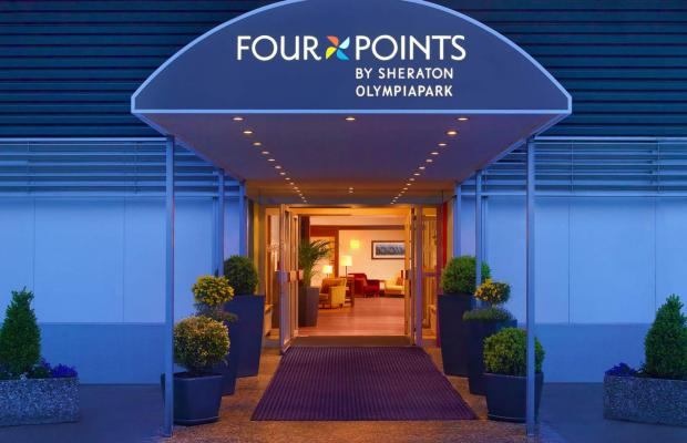 фотографии Four Points By Sheraton Munchen Olympiapark изображение №12