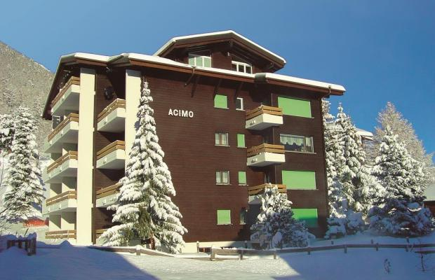фото отеля Apartment Haus Acimo III Saas Fee изображение №1