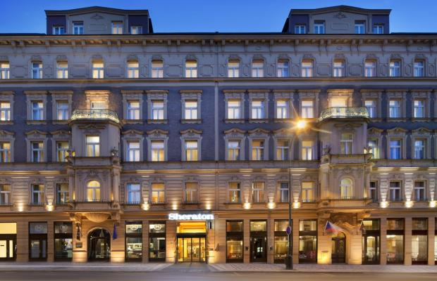 фото отеля Sheraton Prague Charles Square изображение №1