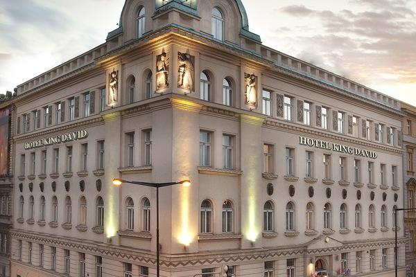 фото отеля King David Hotel Boutique Prague (ex. Hotel Terminus Prague) изображение №25