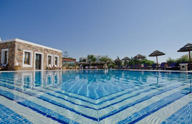 фотографии отеля Naxos Resort Beach (ex. Naxos Royal Beach) изображение №11