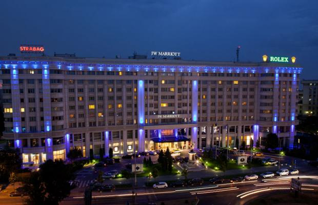 фотографии JW Marriott Bucharest Grand Hotel изображение №8