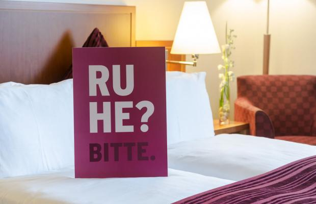 фотографии отеля Crowne Plaza Hamburg - City Alster изображение №11