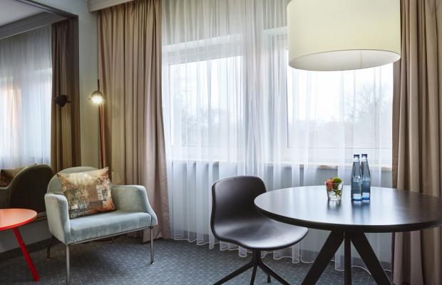 фотографии отеля Holiday inn Lubeck (ex. Scandic Lubeck) изображение №31