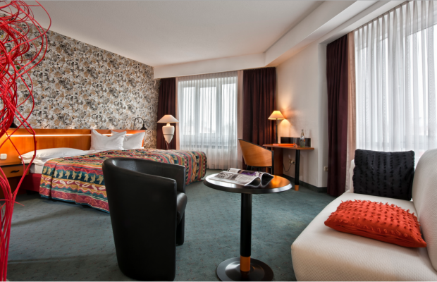 фото отеля TRYP by Wyndham Leipzig North (ех. Precise Accento Leipzig) изображение №9