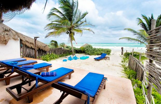 фотографии Retiro Maya Tulum (ех. Retiro Maya Eco-Hotel and Retreats) изображение №12