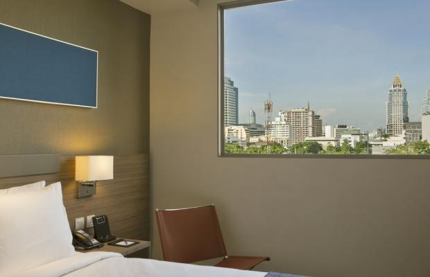 фотографии отеля Holiday Inn Express Bangkok Sathorn изображение №27