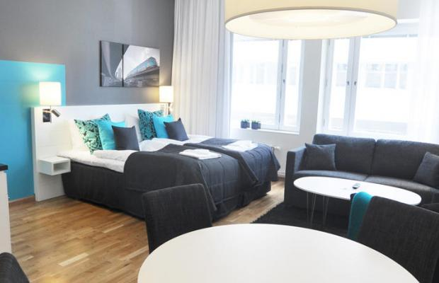 фото отеля Sky Hotel Apartments (ex. StayAt Lindhagen) изображение №9