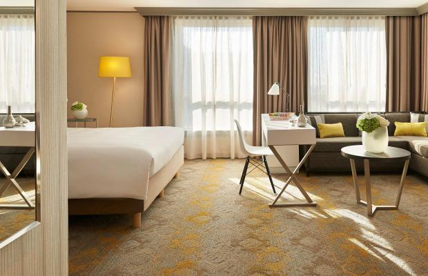 фото отеля Renaissance Paris La Defense Hotel изображение №21