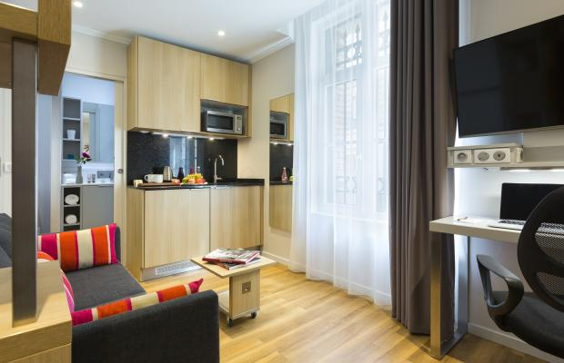 фотографии отеля Citadines Saint-Germain-des-Pres Paris изображение №15