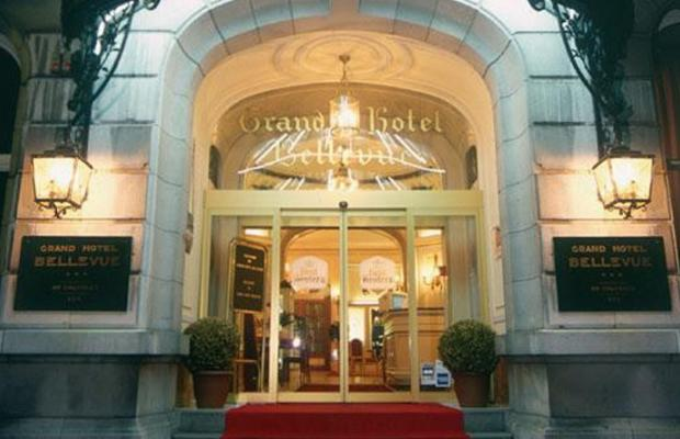 фотографии Grand Hotel Bellevue - Grand Place (ex. Best Western Grand Hotel Bellevue) изображение №12