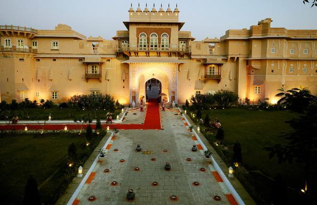 фотографии отеля Chomu Palace - Dangayach Hotels Jaipur изображение №23