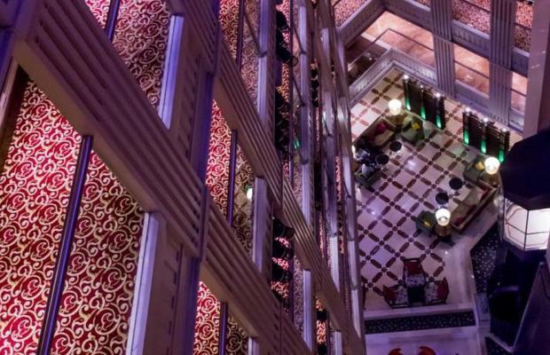 фото отеля Hyderabad Marriott Hotel & Convention Centre изображение №45
