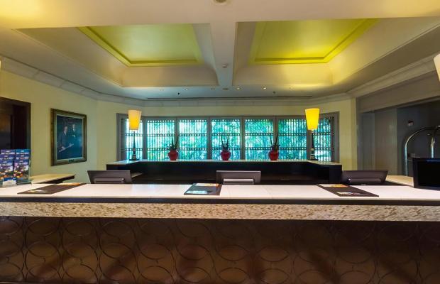фотографии отеля Hyderabad Marriott Hotel & Convention Centre изображение №23