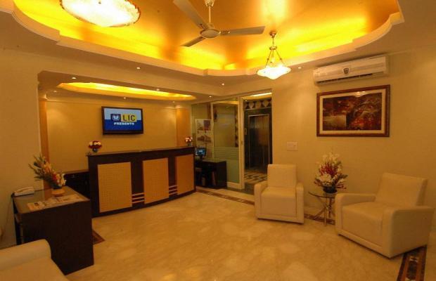 фотографии отеля Clarks Inn Nehru Place изображение №3