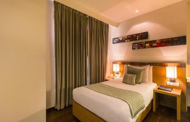 фотографии отеля Shervani Nehru Place изображение №11