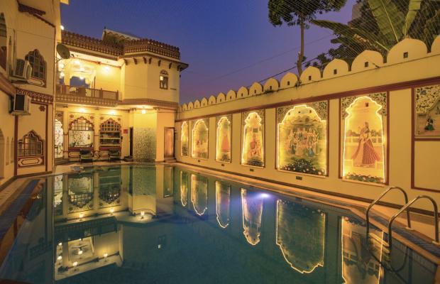 фотографии отеля Hotel Umaid Bhawan изображение №39