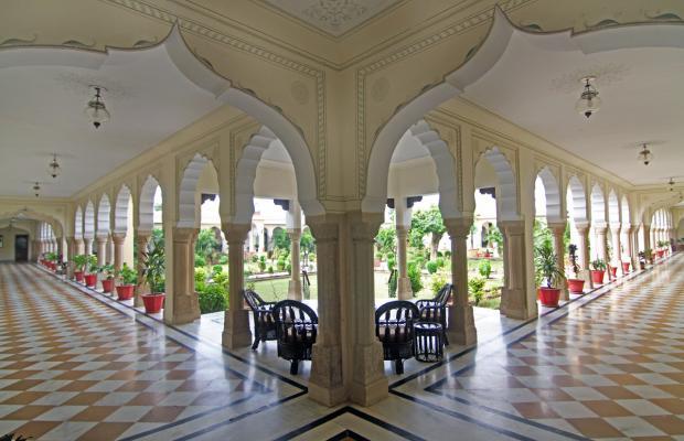 фотографии отеля Amar Mahal Orchha изображение №27