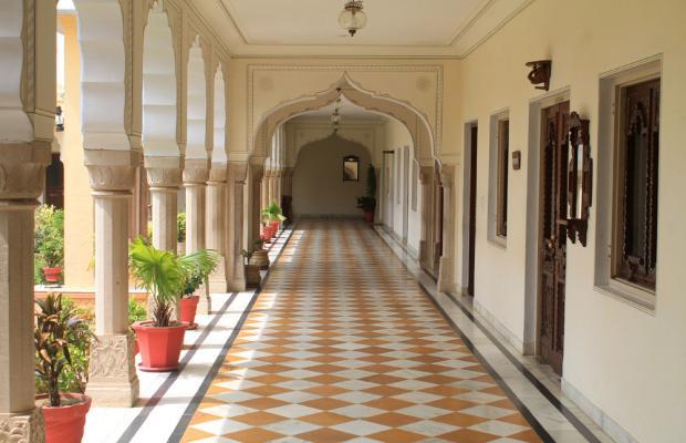 фотографии отеля Amar Mahal Orchha изображение №11