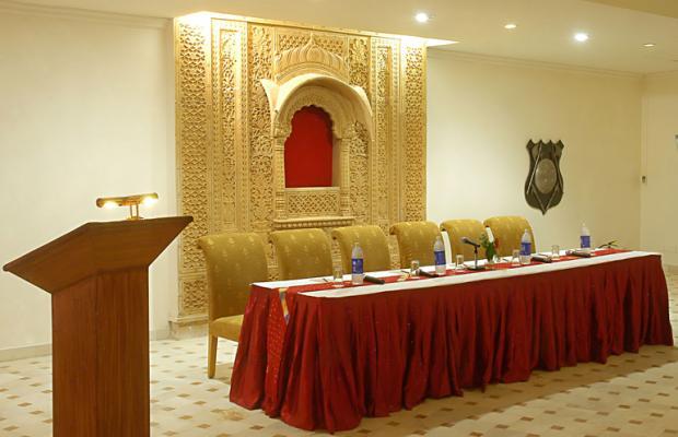 фотографии отеля Fort Rajwada изображение №3
