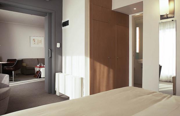 фотографии отеля Hotel Novotel Athens изображение №15