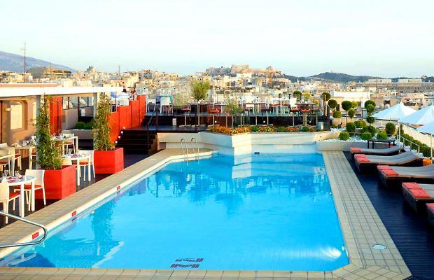 фото отеля Hotel Novotel Athens изображение №1