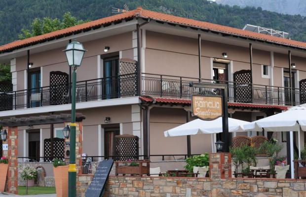фотографии отеля Kamelia изображение №11
