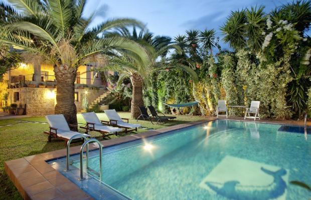 фото отеля Villa Archontariki изображение №17