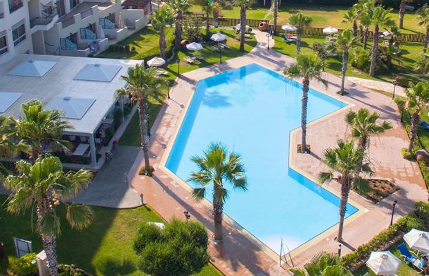 фотографии отеля Aquamare Beach Hotel & SPA изображение №3