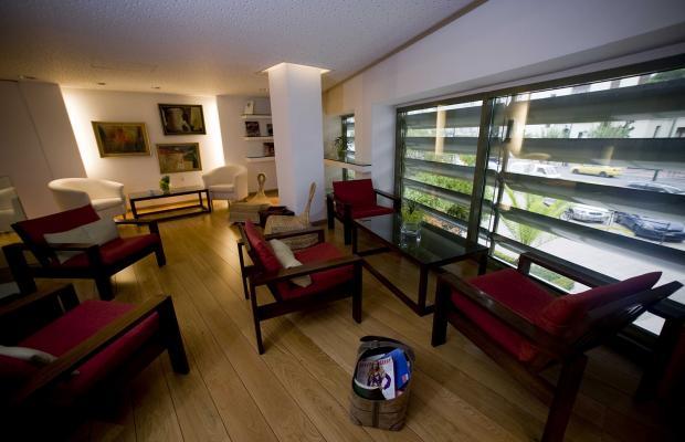 фотографии отеля Athinais Hotel изображение №7