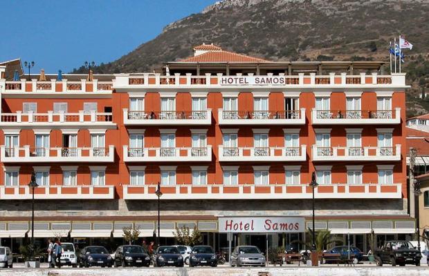 фотографии отеля Samos City изображение №19