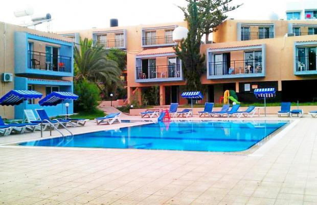 фотографии отеля Eleana Hotel Apartments изображение №11