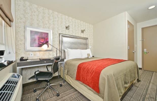 фотографии отеля Comfort Inn Midtown изображение №3