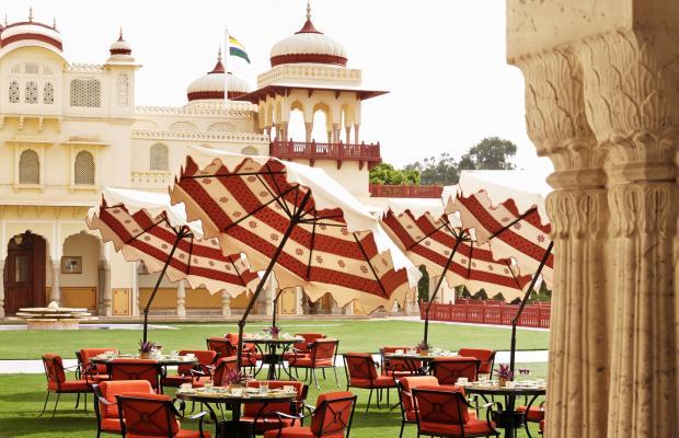 фото Taj Rambagh Palace (ex. Ram Bagh Palace) изображение №78