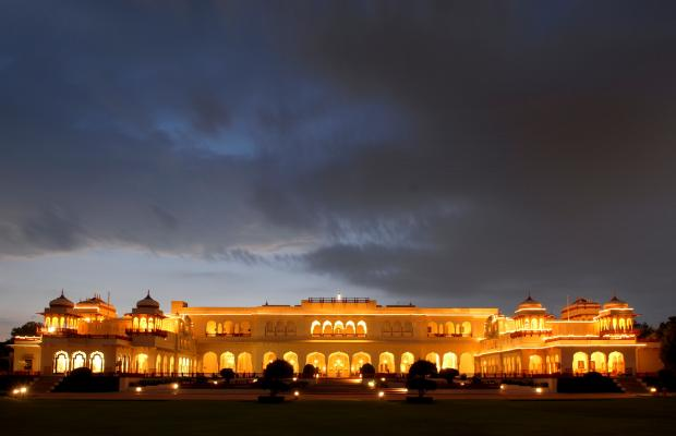 фото Taj Rambagh Palace (ex. Ram Bagh Palace) изображение №6