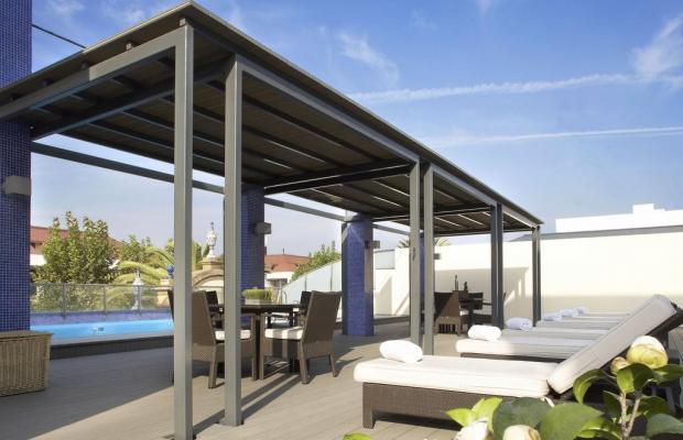 фотографии отеля Marriott AC Hotel Ciudad de Sevilla изображение №11