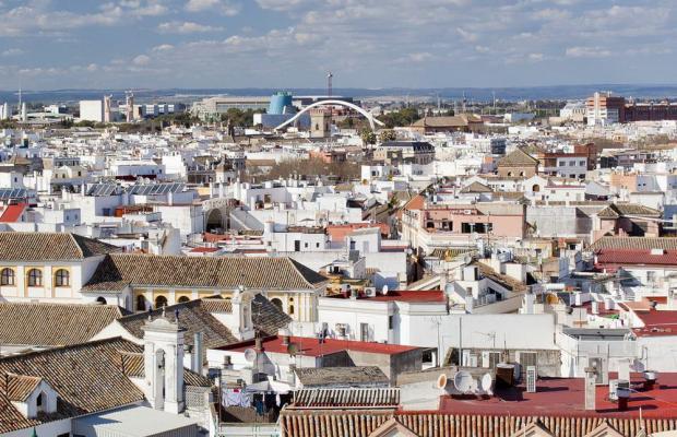 фотографии отеля Ilunion Puerta de Triana (ex. Confortel Puerta de Triana) изображение №7