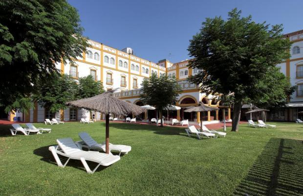 фотографии отеля Exe Gran Hotel Solucar изображение №23