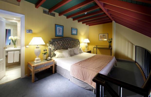 фотографии отеля Exe Gran Hotel Solucar изображение №7