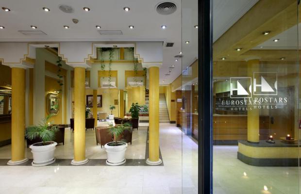 фотографии отеля Eurostars Regina изображение №27