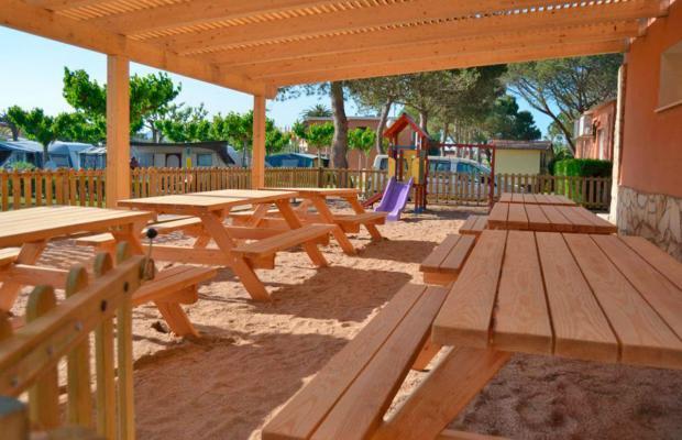 фото отеля Camping El Delfin Verde изображение №9